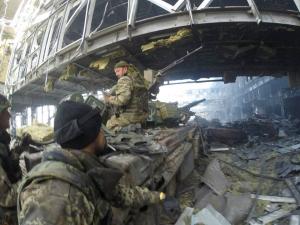 ДНР, ВСУ, контроль, аэропорт, Донецк, отступают, Лысенко, удерживают