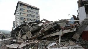 общество, происшествия, землетрясение, Эквадор