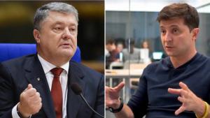 Украина, Выборы, дебаты, Политика, Бердинских, Порошенко, Зеленский.