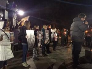 харьков, теракт панихида, украина, жертвы, происшествия