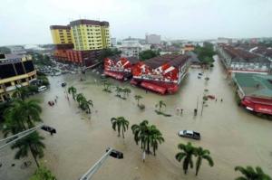 чили, наводнение, жертвы