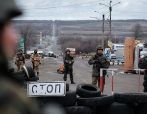 нацгвардия, ранены, станица луганская, луганская область, ато