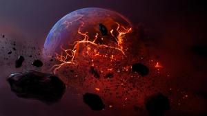Земля, гибель, жара, глобальное потепление, Армагедон