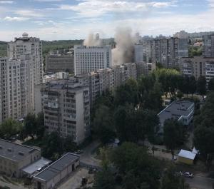 киев, взрыв, голосеевский проспект в киеве, фото, разрушения, дом, повреждения, жертвы, киев оперативный, новости украины, взрыв газа