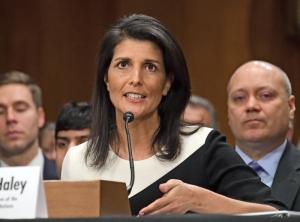 США, КНДР, политика, общество, ядерная программа КНДР, санкции ООН, Хейли