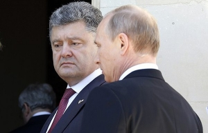 порошенко, путин, украина, россия