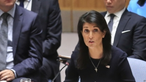 КНДР, ядерное оружие, политика, общество, США, Хейли, ООН, сб оон