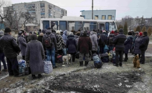 переселенцы, беженцы. днр, ато, донбасс, оон, восток украины