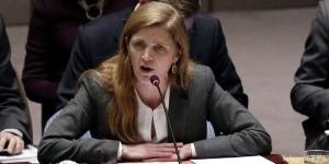 США, ООН, Саманта Пауэр, Россия нарушает принципы и устав ООН, конфликт на Добассе
