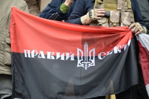 Правый сектор, Добровольческий Украинский корпус, батальон, бирюков