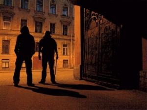 памятник воинам АТО, хулиганы, Купянск, красная краска, СБУ, активисты