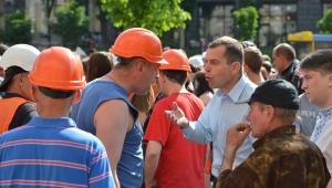новости украины, новости киева, драка на осокорках, трц на осокорках, митинги в киеве