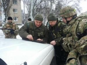 Донбасс, АТО, Турчинов, Украина, юго-восток, поездка