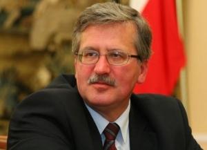 Коморовский, Польша, Украина, экономика, политика, план Маршалла, Евросоюз