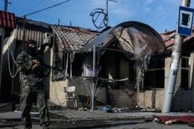 АТО, Луганск, Счастье, обстрел, ЛНР, Москаль, жители, ранения