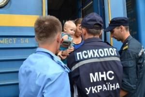 АТО, новости Донбасса, Украина, беженцы