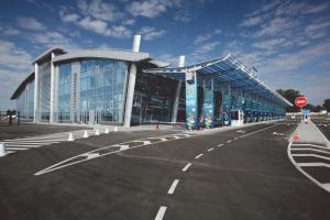 аэропорт Жуляны, происшествие, пограничники, МВД, ГПСУ, Россия, иностранец