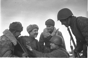 вторая мировая война, документы,минобороны россии, архив