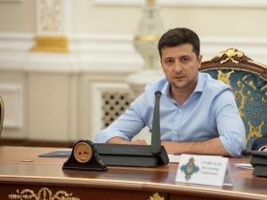 Владимир Зеленский указ президента Украины Администрация президента Украины