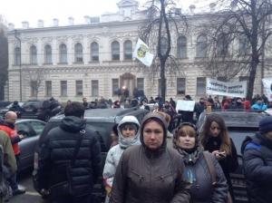нбу, финансовый майдан, киев, новости украины, общество, происшествие