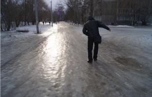 ДНР,  восток Украины, Донбасс, Горловка, гололед, ЧП, жертвы
