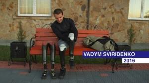 Свириденко, Дебальцево, АТО, плен, реабилитация, ампутация, ВСУ, армия Украины