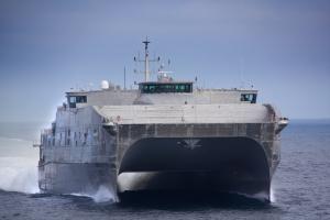 сша, армия, америка, флот, нато, судно, новое, пушка, электромагнитная