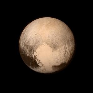 земля, плутон, космос, nasa, наука, New Horizons