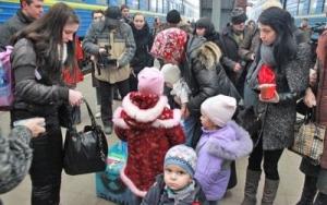 украина, киев, переселенцы, проблемы, обсуждение
