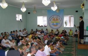 ДНР, восток Украины, Донбасс, Россия, Донецк, мечеть, мусульмане