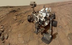 марс, круглая галька, камни, планетологи, реки на марсе, NASA, Curiosityн