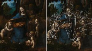 Леонардо да Винчи, аномалия, картина, феномен, скрытое послание, история, искусство