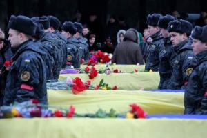 Днепропетровск, Донбасс, АТО, похороны, морг