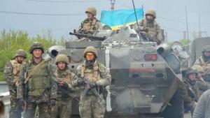 юго-восток, ДНР, Донецк, Донецкая республика, Донбасс, АТО, Нацгвардия