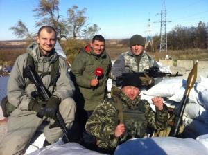 Авдеевка, Промзона,АТО, новости АТО, новости Украины, Цаплиенко, Мирон