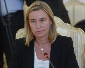 Евросоюз, Еврокомиссия, Россия, Украина, Фредерика Могерини, война в Донбассе, политика