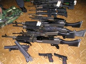 харьков, военнослужащие, оружие, изъятие