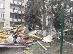 новости симферополя, крым, крым сегодня, ураган, крыша, погода, фото, новости украины