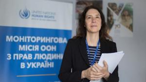 Мариуполь, Форум единства, ООН, Матильда Богнер, Донбасс, Украина, Репарации, Правительство, Требование, Выплачивать