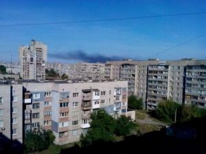 новости украины, ситуация украины, пресс-центр ато, юго-восток украины, населенный пункт счастье