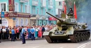 луганск, лнр, ато, восток украины, армия россии, донбасс, 9 мая