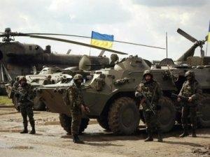 Панетелеймоновка, АТО, восточная Украина, ВСУ