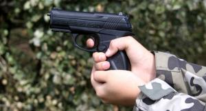 АТО, музей, оружие, пистолет Макарова, Ровно, Днепропетровск