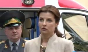 марина порошенко, общество, происшествия, донбасс, армия украины, госпиталь