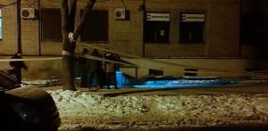 Харьков, взрыв, происшествие, общество, МВД Украины