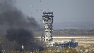 аэропорт донецка, дап, террористы, боевики, война на донбассе, днр, армия россии, армия украины, всу