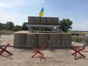 днепропетровск, блокпост, война, переоснащение