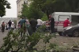 луганск, лнр, ато, обстрел