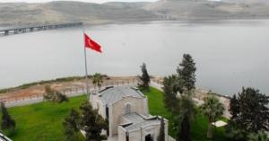 мавзолей Сулеймана Шаха, армия турции, сирия, исламское государство