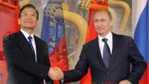 новости России, новости Китая, Газпром, политика, экономика, Владимир Путин